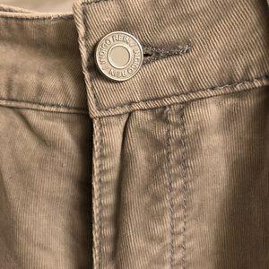 Indigo Rein skinny jean soft corduroy
